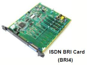 ISDN BRI 4